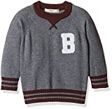 Fox Boys' Sweater (633706070002_Dark Mel...