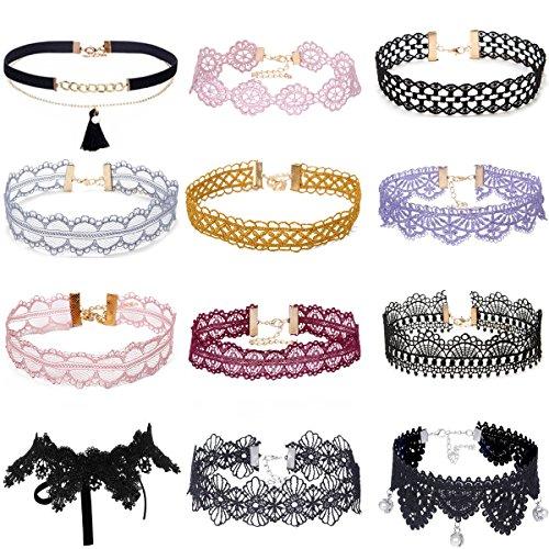 tpocean-12pcs-vintage-lace-tattoo-choker-punk-gotico-elastiche-velluto-set-collane-per-donne-ragazze