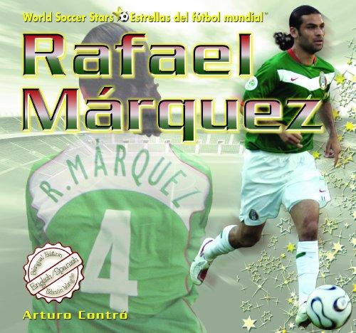 Rafael Marquez (World Soccer Stars / Estrellas Del Futbol Mundial) por Arturo Contro