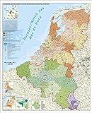 Benelux-Länder, Postleitzahlen