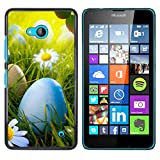 OB-star ( Búsqueda de huevos de Pascua ) NOKIA Lumia 640 Impreso Colorido Protector Duro Espalda...