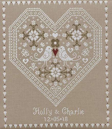 Love Birds Hochzeit Sampler Set -