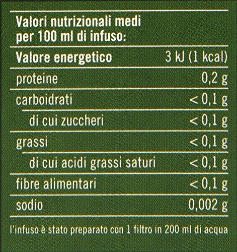 Pompadour Tisana Linea Snella - 18 Filtri