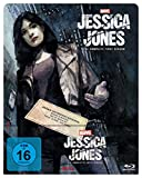Marvel's Jessica Jones – Die komplette erste Staffel / Steelbook [Blu-ray] [Limited Edition]
