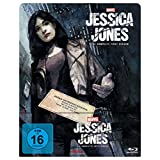 Marvel's Jessica Jones – Die komplette erste Staffel / Steelbook [Blu-ray]