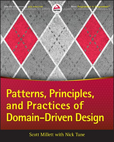 Patterns, Principles, and Practices of Domain-Driven Design por Scott Millett