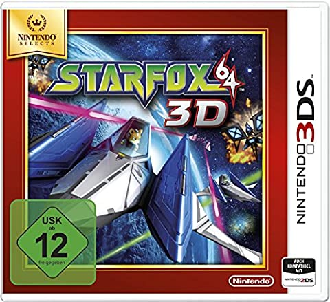 Star Fox 64 3D Nintendo Selects [import