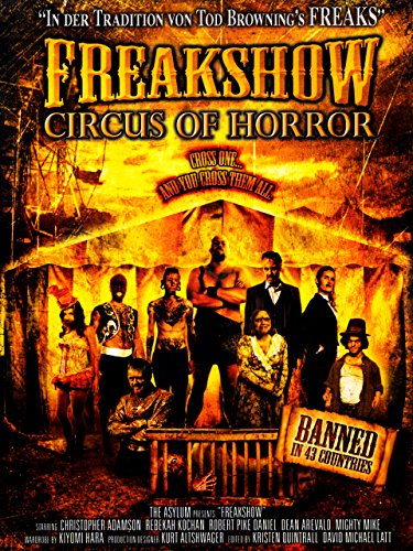 Freakshow - Circus of Horror
