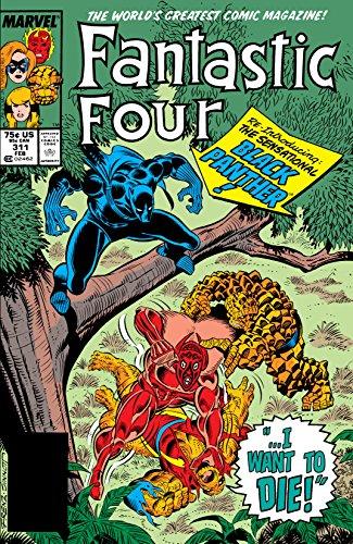 Fantastic Four (1961-1998) #311 (Fantastic Four (1961-1996)) (English Edition) por Steve Englehart