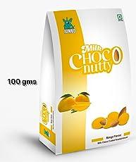 JUMBO MANGO MILK CHOCO NUTTY 100g TREAT PACK