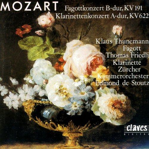 Clarinet Concerto in A Major, K 622: I. Allegro