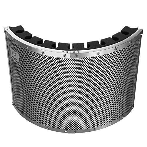 Neewer® Portable Microphone Acoustic Isolation Shield