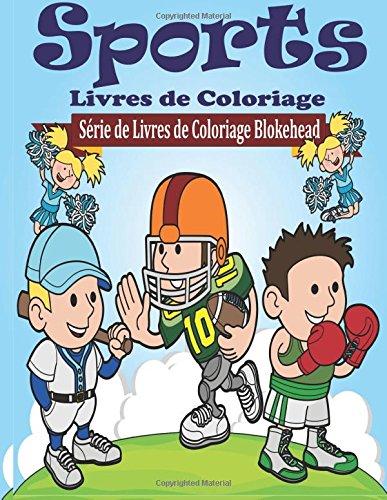 Sports Livres de Coloriage par le Blokehead