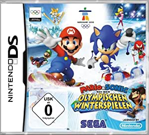Mario & Sonic bei den Olympischen Winterspielen [Software Pyramide] [import allemand]