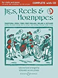 Jigs, Reels & Hornpipes: Traditional Fiddle Tunes from England, Ireland & Scotland. Violine (2 Violinen) und Klavier, Gi
