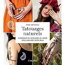 Tatouages naturels : 30 modèles de tatouages au henné pour sublimer votre peau