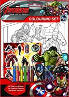 Anker Avengers 2 Colouring Set
