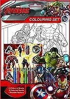 Anker Avengers 2 Colouring Set