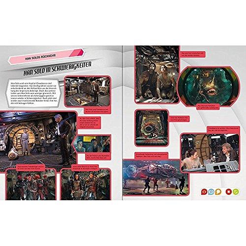 Ravensburger tiptoi ® Bücher Set – Star Wars TM Buch Episode I-VI und Episode 7 – Das Erwachen der Macht + Star Wars Sticker - 4