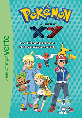 Pokémon 14 - La championne de Neuvartault