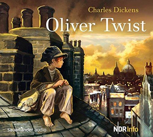 OLIVER TWIST - AUDIOBOOK