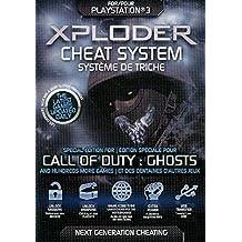 Xploder Call Of Duty Ghost Edition, PlayStation 3 - accesorios de juegos de pc (PlayStation 3)