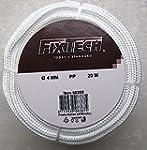 PP Seil, 16fach geflochten, 4mm, 20 M...