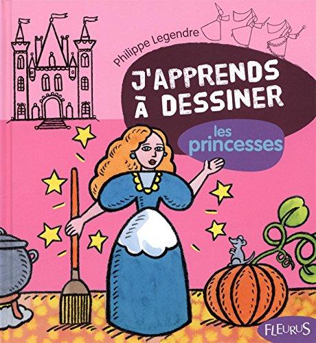 Les princesses par Philippe Legendre