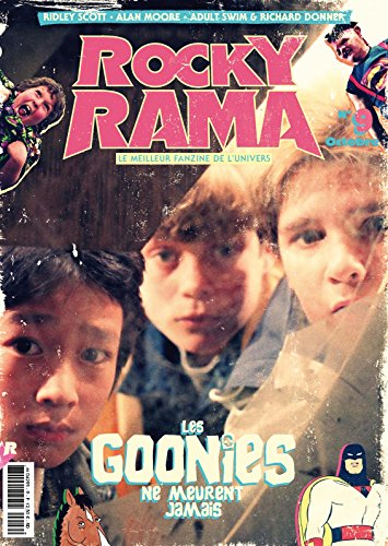 ROCKYRAMA SAISON 3 T03 LES GOONIES par Collectif