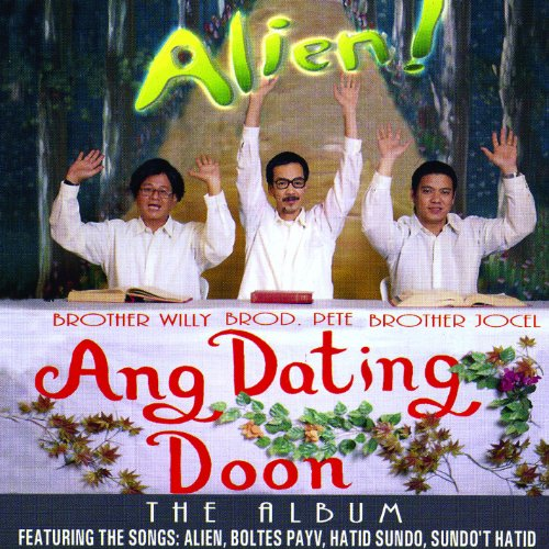 Ang Dating Doon cast