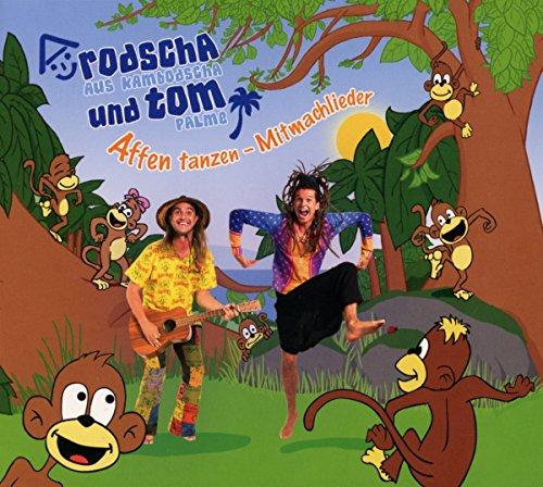 Affen tanzen - Mitmachlieder (Kinderlieder - die auch Erwachsene begeistern)