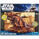 Hasbro Star Wars Naves AAT Redeco - Nave espacial de juguete de La Guerra de las Galaxias