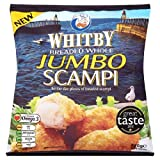 Whitby Seafoods Jumbo Scampi Frozen 220g