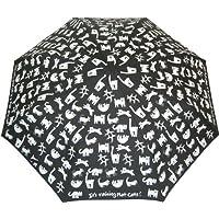Flat Cats Folding Umbrella
