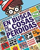 ¿Dónde está Wally? En busca de las cosas perdidas (Colección ¿Dónde está Wally?): Una colección de estupendos pasatiempos
