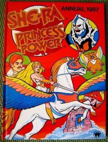 SHE-RA PRINCESS OF POWER ANNUAL 1987
