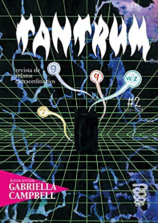Revista Tantrum: #2 (Spanish Edition) eBook: Gabriella Campbell