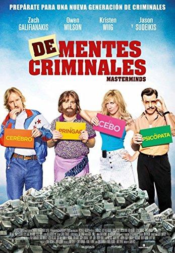 De-Mentes Criminales [DVD]