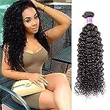 Top 9A Grade Hot Verkauf 50,8cm 1bundle 100g lang Peruanisches Virgin Hair Curly Echthaar Tresse Weave Verlängerung 100% weiche unbehandeltes Echthaar-Verlängerung