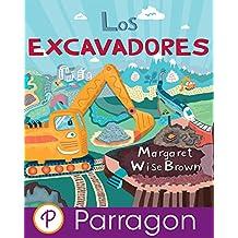 Los excavadores (Parragon para escuchar y leer)