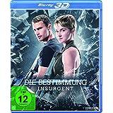 Die Bestimmung - Insurgent - Lenticular Edition (inkl. 2D-Version) [3D Blu-ray]