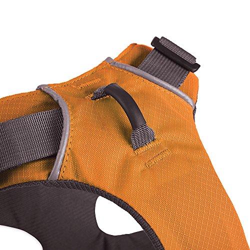 Ruffwear 3050-815LL1 Front Range Ganztags-Hundegeschirr, L/XL, Campfire orange - 5