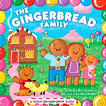 The Gingerbread Family: A Scratch-and-Sniff Book by Grace Maccarone (2010-10-05)
