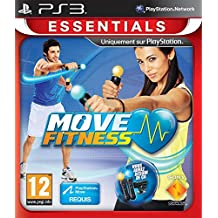 Move Fitness (jeu PS Move) - collection essential [Importación francesa]