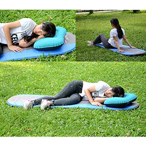 61jXfacKQgL. SS500  - iNeibo Self Inflating Sleeping Mat Camping Mat Sleeping Pad Compact Lightweight Camp Mat Inflatable Roll Up Foam Bed Tent Pads for Winter Camping Mummy Sleeping Bag