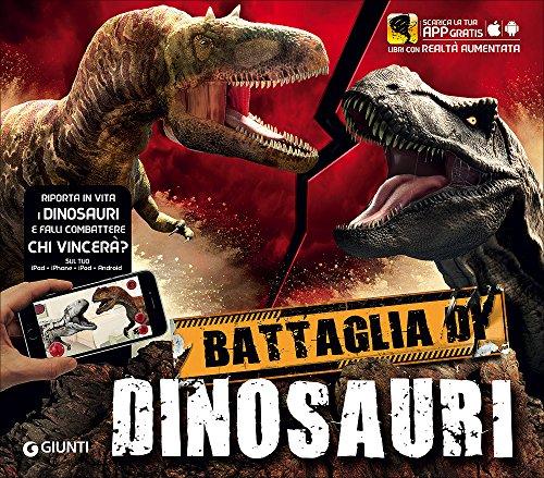 Battaglia di dinosauri. Con App gratis: 1