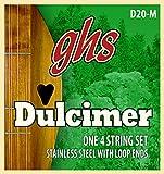 Ghs 20 m mixolydian string tuning dulcimer