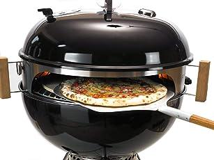 Moesta-BBQ Smokin' PizzaRing - Komplettpaket für Pizza