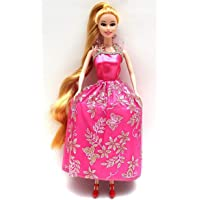 JAPSI™ Alia The Long haired Doll ; Cute Indian Doll ; Replica of Indian Beauty with Long Hair; Best Hair Practicing Doll…