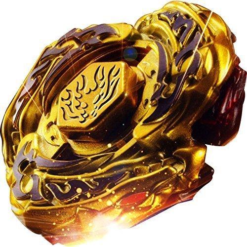 Gold Armored Metal Fury 4 D Beyblade L Drago Destructor (Destroy) Us Ship